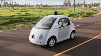 """Robot Vehicle """"Stanley"""" Sebastian Thrun"""