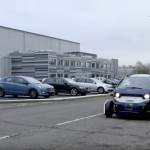 £100M investment in testing facilities for connected and autonomous vehicles