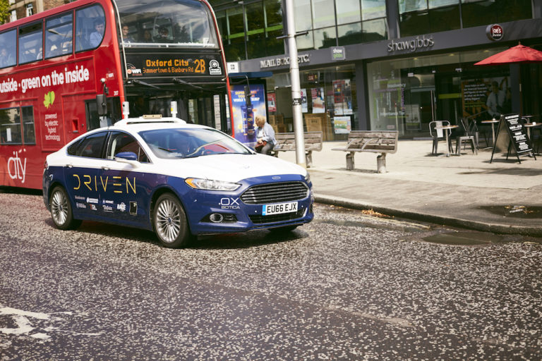 DRIVEN consortium to unveil first self-driving vehicles at LCV 2017