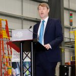 New Government science minister delivers his first major speech at RACE